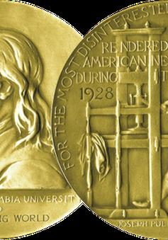 Những giải thưởng chính của Lễ trao giải Pulitzer 2017