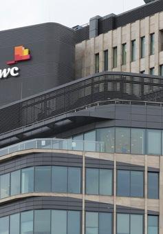 Hãng kiểm toán hàng đầu thế giới PwC bị điều tra