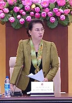 Ủy ban Thường vụ Quốc hội họp phiên đột xuất