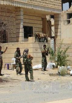 Quân đội Syria phá vỡ vòng vây của IS