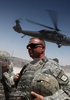 Mỹ bổ sung quân tới Afghanistan