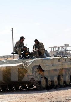 Syria giành lại kiểm soát Mayadeen từ IS