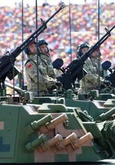 Trung Quốc tăng cường hiện đại hóa quân đội
