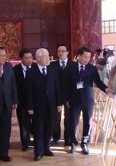 Trân trọng gìn giữ quan hệ đặc biệt Việt Nam - Lào