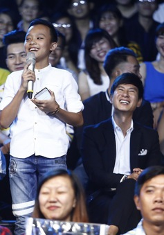 Hồ Văn Cường trở lại Vietnam Idol Kids