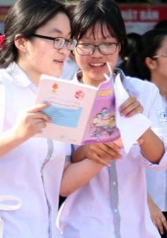 Quảng Ninh: 116 thí sinh vắng mặt trong kỳ thi vào lớp 10