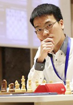 Tăng 7 bậc, Lê Quang Liêm lần đầu lên hạng 23 thế giới