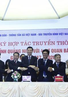 Đài Truyền hình Việt Nam ký hợp tác truyền thông với UBND tỉnh Quảng Ninh giai đoạn 2017-2020
