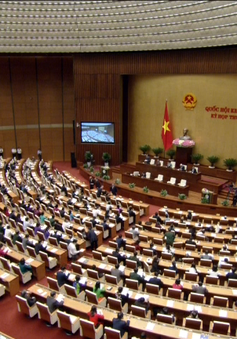 Quốc hội thông qua Nghị quyết về xử lý nợ xấu