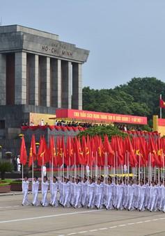 Nhiều nước gửi điện và thư mừng kỷ niệm 73 năm Quốc khánh Việt Nam