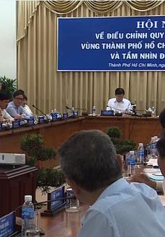 Hội nghị về điều chỉnh quy hoạch giao thông đến năm 2030 tại TP.HCM