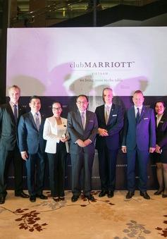 Thêm nhiều lựa chọn và quyền lợi khi sở hữu thẻ hội viên Club Marriott