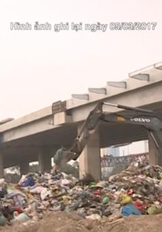 Sẽ chấm dứt hợp đồng với Công ty Minh Quân nếu tiếp tục đổ trộm rác ra môi trường