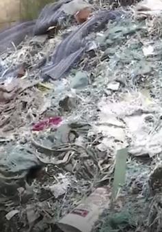 Nhập rác thải tái chế tăng đột biến