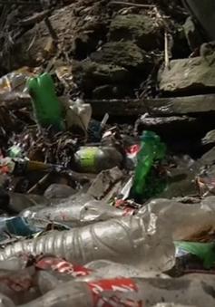 Rác thải nhựa đe dọa các vùng nông thôn miền núi Ấn Độ