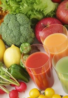 Muốn sống lâu, hãy ăn rau quả và trái cây