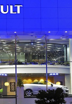 Renault ký thỏa thuận liên doanh trị giá 660 triệu Euro với Iran