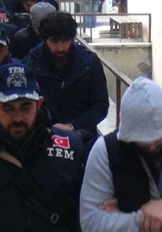 Thổ Nhĩ Kỳ bắt giữ hàng chục đối tượng tình nghi liên quan đến khủng bố
