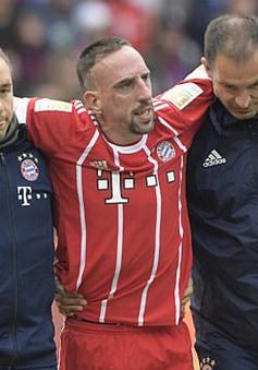 Bayern Munich lo mất trắng Ribery