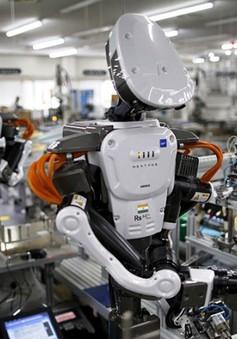 Nước Anh có thể đánh thuế robot