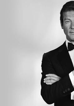 """""""Điệp viên 007"""" Roger Moore qua đời ở tuổi 89"""