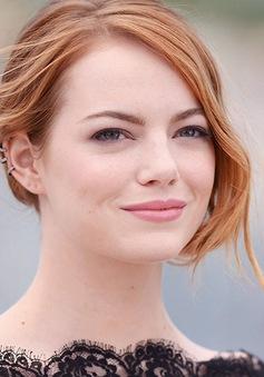 Bí kíp trang điểm quyến rũ như Emma Stone