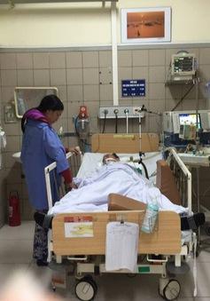 Cập nhật tình hình sức khỏe bệnh nhân nhập viện do uống rượu chứa methanol