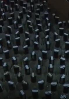 80% lượng rượu trên thị trường không dán tem thuế