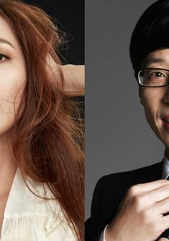 MC Yoo Jae Suk tái ngộ bạn dẫn sau 10 năm