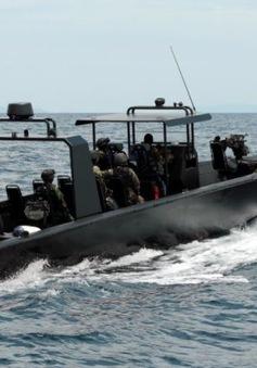 Malaysia cứu một tàu buôn Việt Nam khỏi vụ cướp