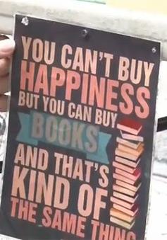 Nghề bán sách in trong thời công nghệ