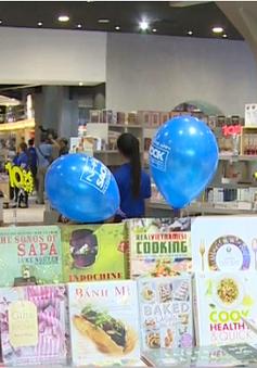 Bình Dương: Ra mắt Thành phố sách với bạn đọc nhỏ tuổi