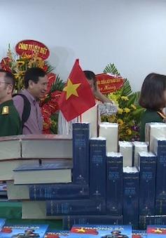 Ra mắt nhiều bộ sách quý về lịch sử và văn hóa Việt Nam