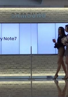 Samsung sẽ bán Galaxy Note 7 tân trang