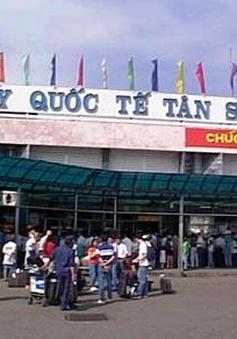 Giảm ùn tắc khu vực sân bay Tân Sơn Nhất