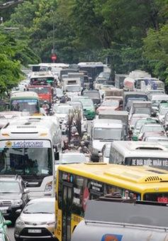 Gia tăng nỗi lo ùn tắc tại cửa ngõ sân bay Tân Sơn Nhất