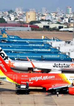 Tăng cường an toàn hàng không dân dụng