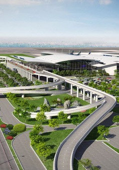 """""""Sôi động"""" thị trường đất gần sân bay Long Thành"""