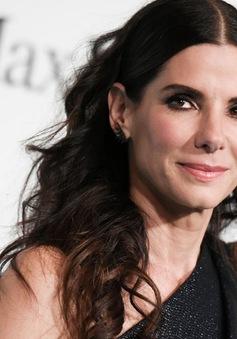 Sandra Bullock ủng hộ nạn nhân bão Harvey 1 triệu USD