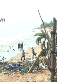 Bình Thuận thiệt hại nặng nề do gió mùa và ảnh hưởng bão số 15