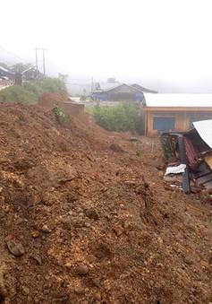 Sạt lở đất ở Quảng Nam: Tìm thấy 2 thi thể nạn nhân