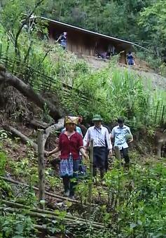 Yên Bái: Nhiều hộ dân không chịu di dời khỏi vùng sạt lở