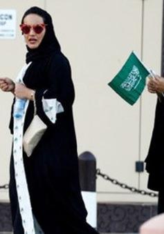 Saudi Arabia lần đầu tiên cho phép phụ nữ được vào sân vận động quốc gia