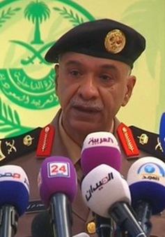 Saudi Arabia tiêu diệt hai phần tử khủng bố