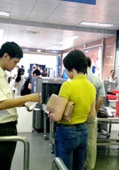 Gia tăng tình trạng sử dụng giấy tờ giả để đi máy bay