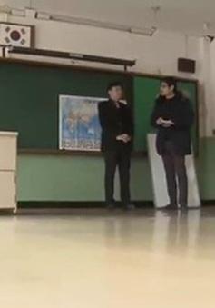 Hàn Quốc: Nhiều trường không có học sinh lớp 1 mới vì tỷ lệ sinh quá thấp