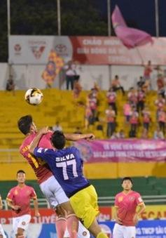 VIDEO: Toàn cảnh trận hoà 0 bàn thắng giữa CLB Sài Gòn và CLB Hà Nội