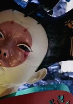 """Những bí mật thú vị đằng sau tạo hình Robot Geisha trong """"Vỏ bọc ma"""""""
