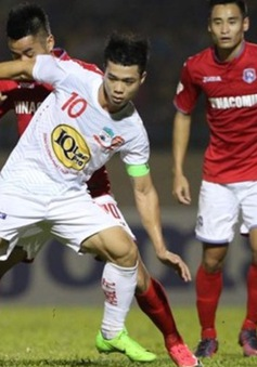 VIDEO: Xem lại các bàn thắng trận Than Quảng Ninh 2-2 HAGL