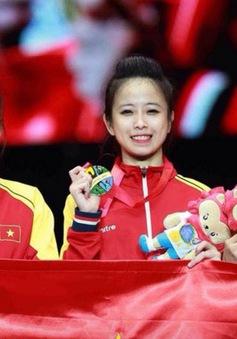 """""""Hot girl Taekwondo"""" Việt Nam Châu Tuyết Vân và mục tiêu giành vàng tại SEA Games 29"""